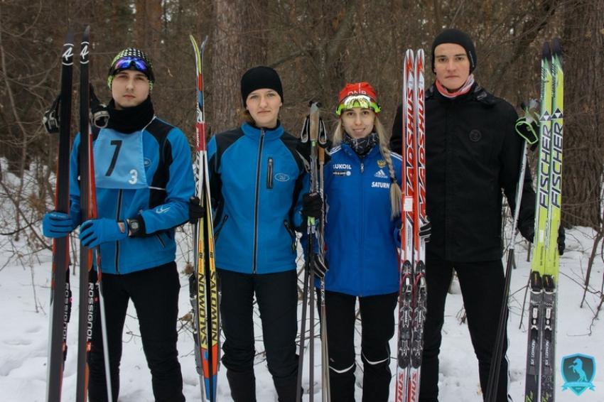 Первенство АлтГУ по лыжам