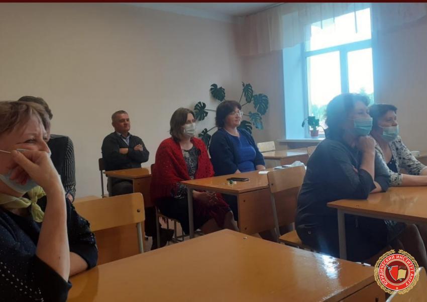 Мероприятия по оказанию юридической и психологической помощи проходят в Троицком районе