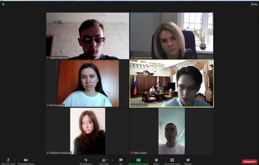 В юридическом институте состоялся круглый стол, посвященный правозащитной деятельности А.Д. Сахарова