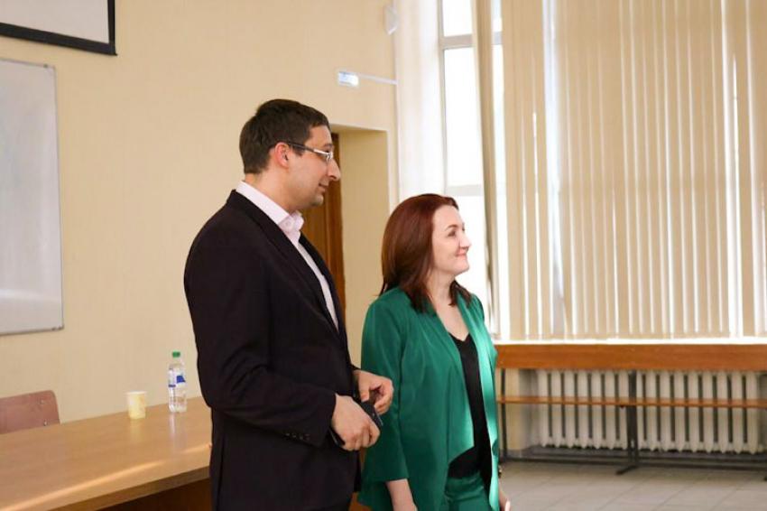 В ЮИ состоялась встреча с депутатом Государственной Думы РФ Натальей Сергеевной Кувшиновой