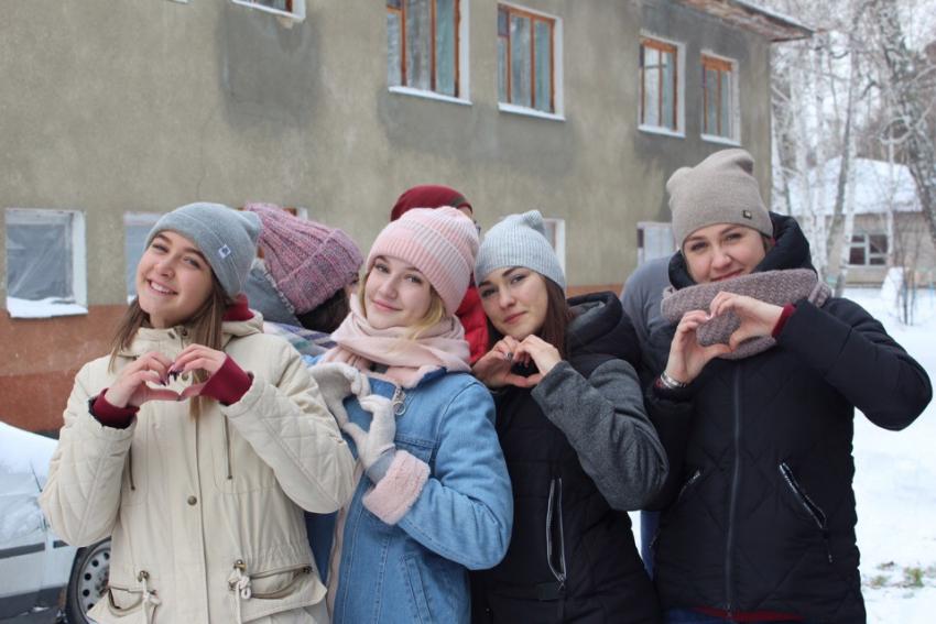 Поздравляем с Днем российского студенчества!