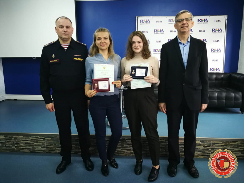 Студентка Юридического института приняла участие во  Всероссийском конкурсе «Моя законотворческая инициатива»
