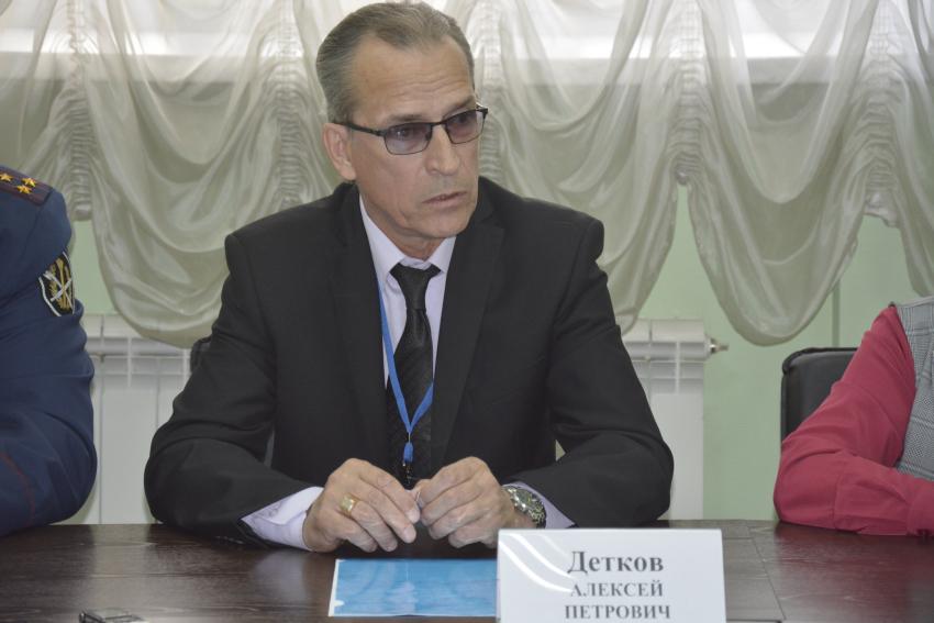 Профессор кафедры уголовного права и криминологии Детков Алексей Петрович вошел в состав диссертационного совета