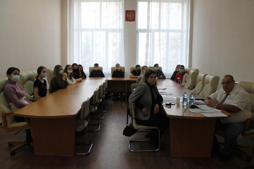 21 октября 2021 года на базе Юридического института ФГБОУ ВО «Алтайский государственный университет» прошла Региональная научно-практическая конференция